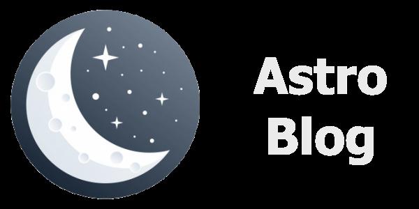 Astro Blog